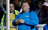 "FILE PHOTO: Britain Football Soccer - Sutton United v Arsenal - FA Cup Fifth Round - The Borough Sports Ground - 20/2/17 Sutton United's substitute Wayne Shaw eats a pie during the match Action Images via Reuters / Andrew Couldridge / File Photo. Livepic EDITORIAL USE ONLY. No use with unauthorized audio, video, data, fixture lists, club/league logos or ""live"" services. Online in-match use limited to 45 images, no video emulation. No use in betting, games or single club/league/player publications. Please contact your account representative for further details."