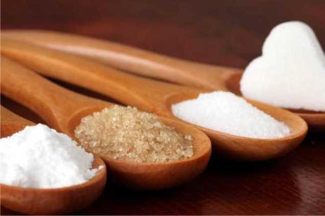 azúcar-moreno-y-azúcar-blanco